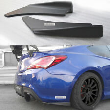 M&S Rear Lip (2pcs) for Hyundai Genesis Coupe BK1 & BK2 2009+