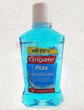 Colgate Plax Peppermint Fresh Mouthwash Fresh Breath Mouth Alcohol-free 80ml.