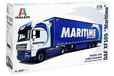 Camión de automodelismo y aeromodelismo Italeri de escala 1:24