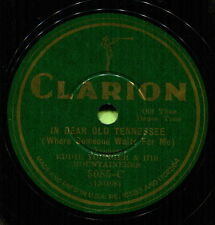 EDDIE YOUNGER (In Dear Old Tennessee / Hay Ride) CLASSIC COUNTRY 78 RPM RECORD