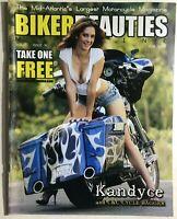 BIKER BEAUTIES #9 motorcycle magazine June 2007