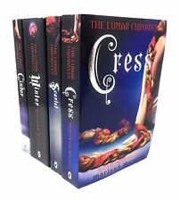 Marissa Meyer Lunar Chronicles Series 4 Books Collection Set - Cinder, Scarlet