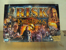 RISK The Lord of the Rings Trilogy Edition Complete Good Condition *USED*