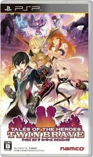 Tales of the Heroes: Twin Brave [Japan Import] [Sony PSP]