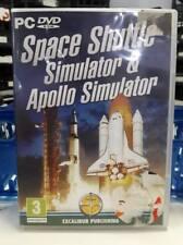Space Shuttle Simulator & Apollo Simulator - Pc Game - Usato