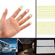 400Pcs Glow In The Dark Star Luminous Round Dot Wall Stickers Ceiling Home Décor