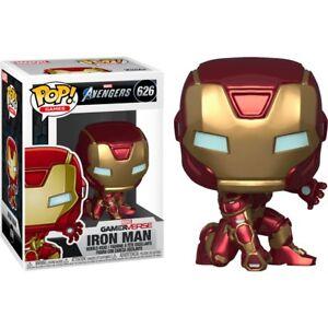 Avengers Gamerverse Iron Man #626 - New Funko POP! vinyl Figure