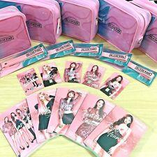 5 Set BLACKPINK Debit Card Passbook Keychain Bag KBank Thai Limited Edition Gift