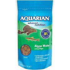 Aquarian Algae Wafers 255g Pleco Bottom Feeder Nutrition Food Fish Tank Aquarium