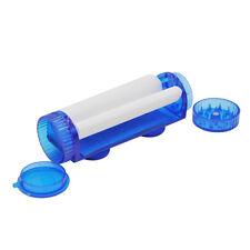1 X 78MM Handroll Plastic Rolling Machine Roller Maker w/ Grinder & Paper Holder