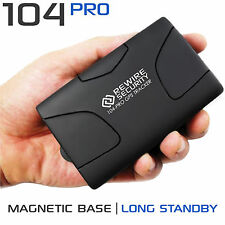 PLUG & PLAY Gps Tracker 104 System Car Vehicle Spy Covert Tracking Device TK4SIM