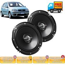 Fiat Punto MKII Speaker upgrade Punto replacement speakers MKII Facelift