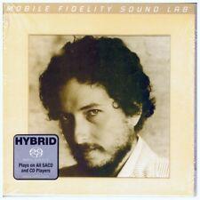 Bob Dylan ,  New Morning  - Ultradisc UHR™ Gain 2 With DSD - SACD Stereo