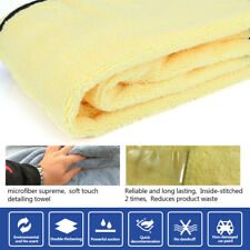 92CMx56CM Microfiber Super Thick Plush Car Wash Cleaning Cloths Towel Polish