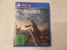 PS4 Playstation Final Fantasy XV 15 Day one Edition Deutsche Version