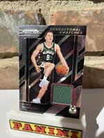 2018-19 panini prizm donte divincenzo Sensational Swatches Patch Rookie Card Rc