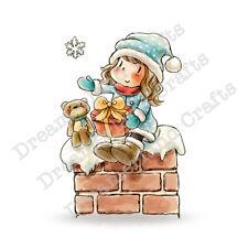 """Stempel """"On Top Of The World"""" Dreamerland Crafts, Winter / Weihnachten"""