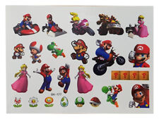 Temporary Tattoo MARIO Good Quality Great for Party Bags