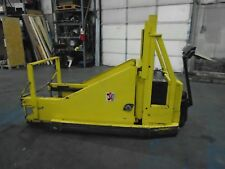 Mtc Forklift Battery changer Wbp-1-30-V-44-A Capacity 4000 Lbs. With Video