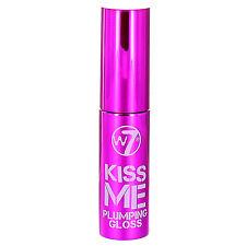 W7 Cosmetics - Kiss Me Lip Gloss Pout Luscious Party High Shine - Plumping Gloss