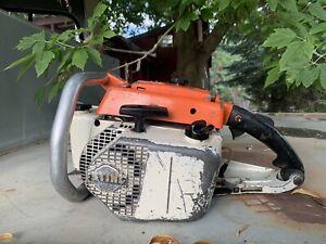 Vintage Stihl 075 av chainsaw