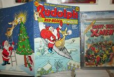 Rudolph 1 COVER PROOF Treasury Limited Collectors C-20 DC 1st Ltd Coll. Ed 1972
