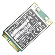 HP 2760P 8460W 8760W 2560 8460P F5521 HS2340 Mobile Broadband 3G Card 632155-001