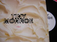 "TINY MONROE CREAM LP 10"" EP 1994 NUOVISSIMO TESTI INCLUSI"