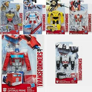 Transformers Action Figures Autobot Decepticon Megatron Optimus Prime Starscream