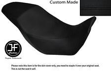 BLACK AUTOMOTIVE VINYL CUSTOM FITS HONDA CB 500 X 13-14 DUAL SEAT COVER ONLY