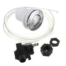 Air Hose Sink Self-Lock Garbage Disposal Switch Sink Top Replacement Button Kit