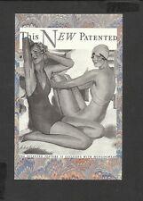 Nostalgia Postcard  Ladies Swimsuits June 1931
