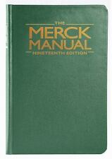 The Merck Manual of Diagnosis and Therapy by Robert S. Porter (2011, Hardcover)
