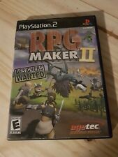 RPG Maker II (Sony PlayStation 2, 2003)