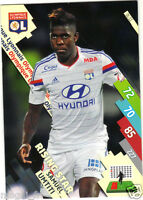 Panini Foot Adrenalyn 2014/2015 - Samuel UMTITI - Olympique Lyonnais (A1193)
