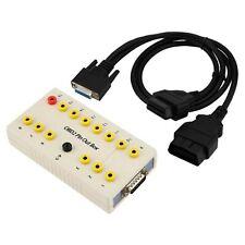 Super Adapter 16 Pin OBD OBD2 Breakout Box für Bosch KTS usw. !!! +++