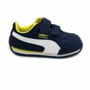 Scarpe Bambino Sneakers PUMA da Ginnastica Sportive a Strappo Tennis Bimbo 22