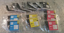 14 PACK REPLACEMENT INK/CARTRIDGES LC 11/16/38/67/61/65/980/1100/990 BL..(C12B3)