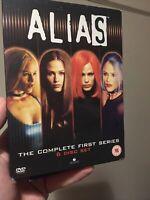 Alias - Series 1 (DVD, 2003, 6-Disc Set)