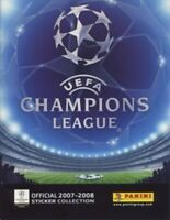 ARSENAL FC - STICKERS IMAGE PANINI - CHAMPIONS LEAGUE 2007 / 2008 - a choisir