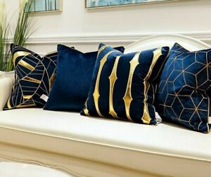 Luxury Cushion Covers Pillowcase Decorative Pillow Cases for Home Sofa Bedroom