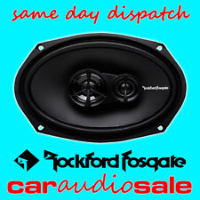 "ROCKFORD FOSGATE PRIME R169X3 6"" X 9"" FULL RANGE COAXIAL CAR 3 WAY SPEAKERS"