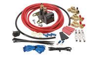 PROJECTA 12V 100A Voltage Sensitive Relay Kit VSR100K