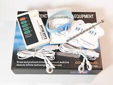 Reizstrom Set E-Stim Prinzenzepter+Elektroden Reizstromgerät Dilator Tens Neu
