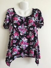Hot Options Floral Tops for Women