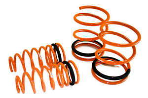 "MEGAN Lowering Lower Springs Spring GALANT 99-03 EA3A EA8A F:2"" R:1.75-2"""