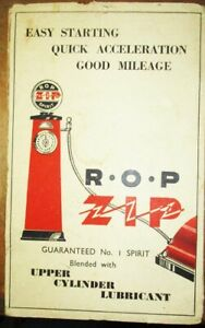 1937 MOTORISTS' ROAD MAP ENGLAND WALES SCOTLAND RUSSIAN OIL PRODUCTS R.O.P.