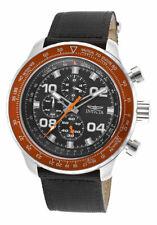 Brand New! Invicta Mens 18776 Naval Aviator Sapphire Crystal Chrono Strap Watch