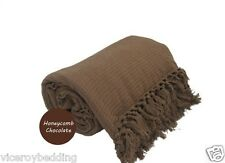 Chocolate Brown Throw In Decorative Throws For Ebay