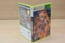 Xbox 360 Ultimate Marvel vs. Capcom 3